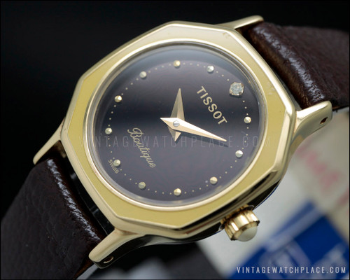 New Old Stock Tissot Boutique