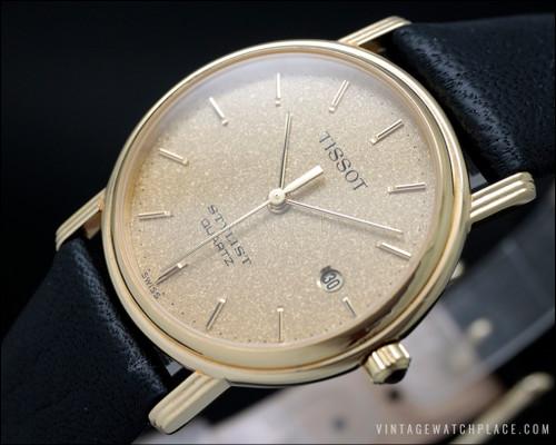 New Old Stock Tissot Stylist vintage quartz watch