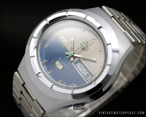 New Old Stock Agon Automatic vintage, rare