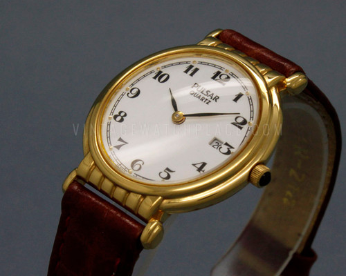 Pulsar by Seiko ladies vintage watch, NOS, New old stock