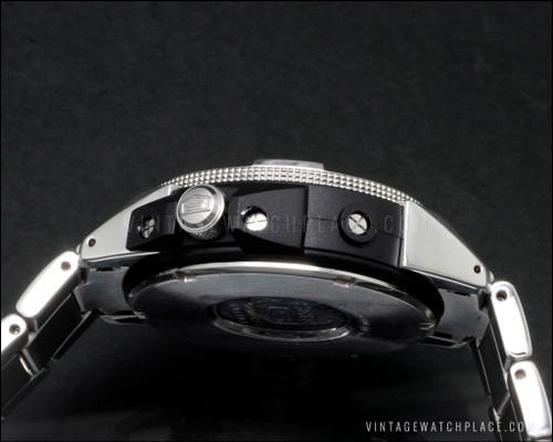 Seiko Map Meter SKZ223K1 7S36 02K0 Automatic Retro Watch Frankenmonster Japan