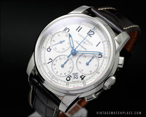 Longines Saint-Imier Collection Automatic Chronograph L2.752.4