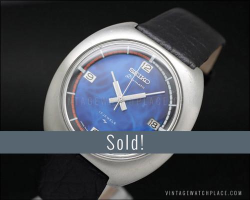 Seiko Diamatic Automatic vintage 7005-6010