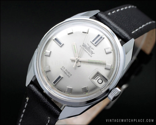 New Old Stock automatic vintage watch