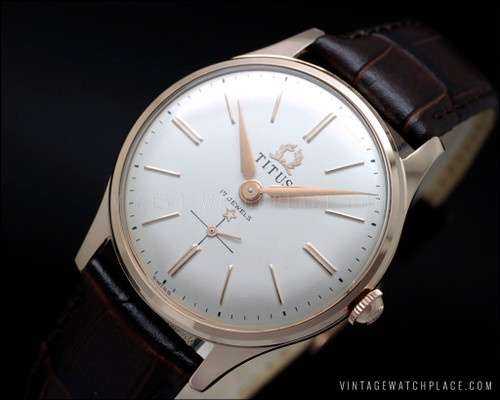 New Old Stock 1950's mechanical vintage watch