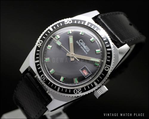 Diver vintage watch