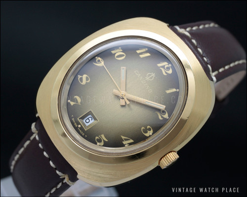 Swiss made vintage watch