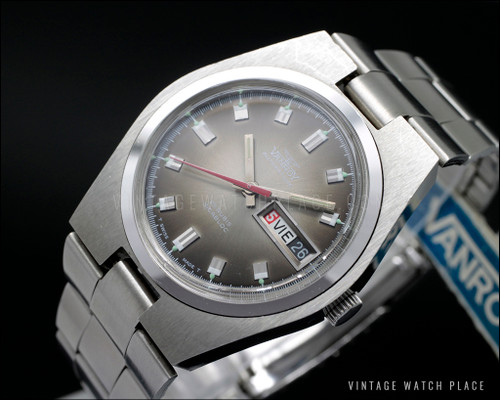 Vanroy automatic vintage watch