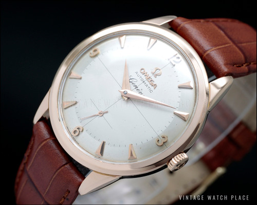 Omega Geneve 2981 4 vintage watch