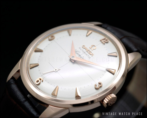 Omega Genéve 2981 automatic vintage watch