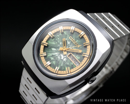 Citizen automatic vintage watch