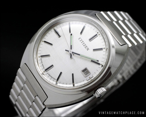 New Old Stock Citizen mechanical vintage watch 53-1073