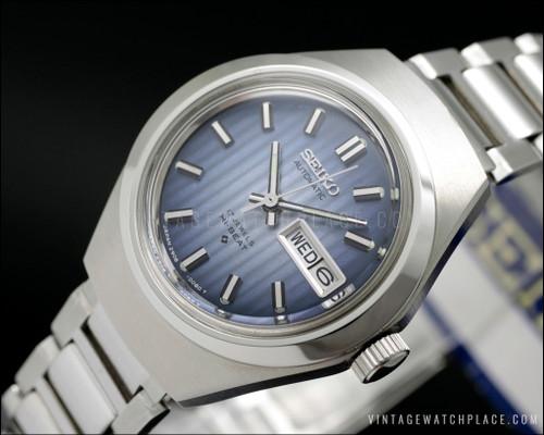 Hi Beat Seiko vintage watch