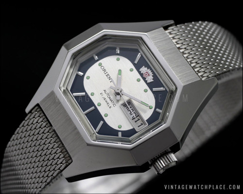 Very rare Orient NOS vintage watch