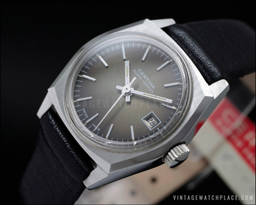 Certina Kurth Freres mechanical vintage watch