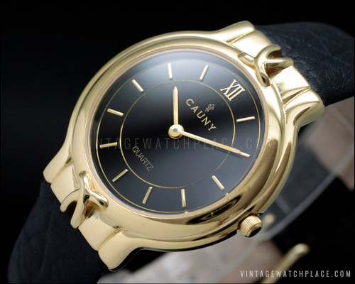 Cauny vintage watch NOS