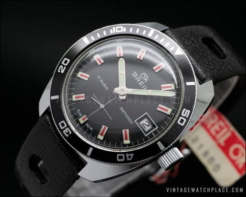 OK Breil vintage watch