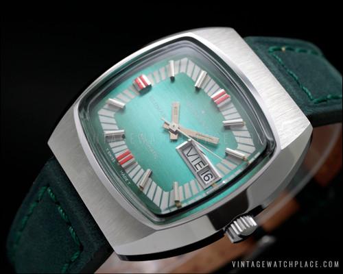 New Old Stock Radiant Blumar automatic vintage watch NOS ETA 2789