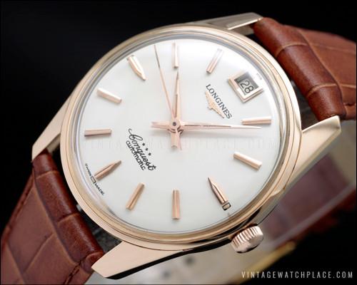 Longines Conquest Vintage automatic watch