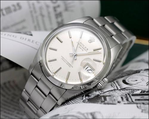 1978 Rolex Oyster Perpetual Date mod. 1500, cal. 1570