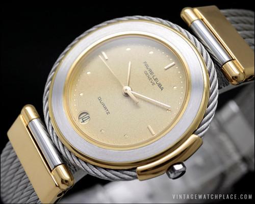 Rare Favre Leuba vintage watch