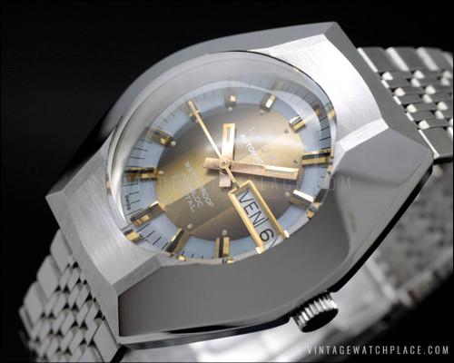 very rare NOS vintage watch
