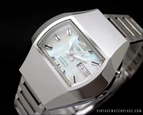 NOS Orient watch