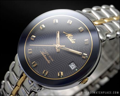 Mido Ocean Star automatic vintage watch NOS