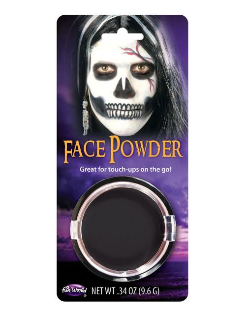 PRESSED POWDER COMPACT BLACK