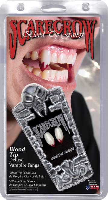 CLASSIC BLOOD TIP FANGS
