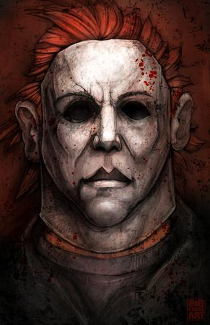 MICHAEL MYERS 14X20 POSTER