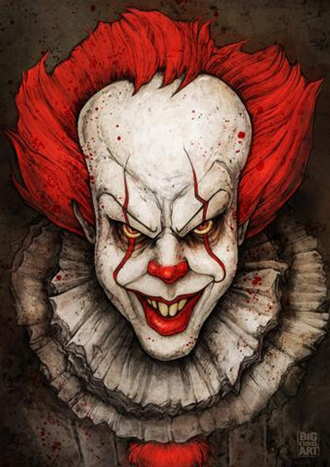 PENNYWISE-NEW 14X20 POSTER