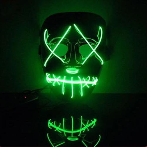 LED Purge Masks