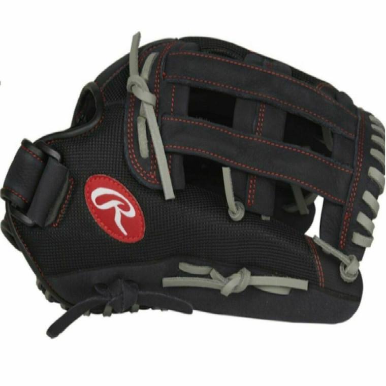 "Rawlings 13"" Renegade Series Outfield Softball Glove Right hand Throw (R130BGSH)"