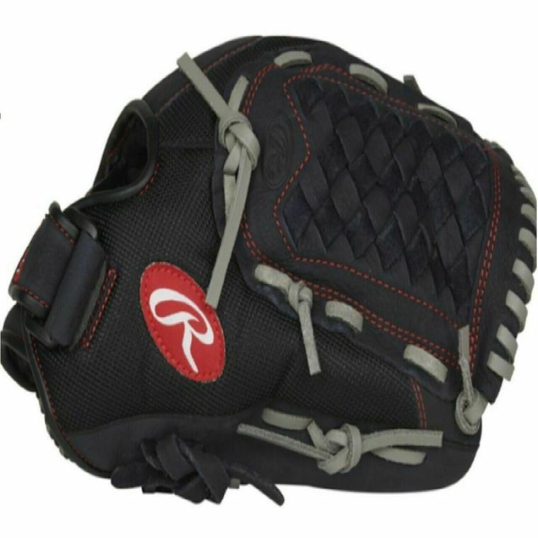 "Rawlings 12"" Renegade Series Infield Softball Glove Left hand Throw (R120BGS)"