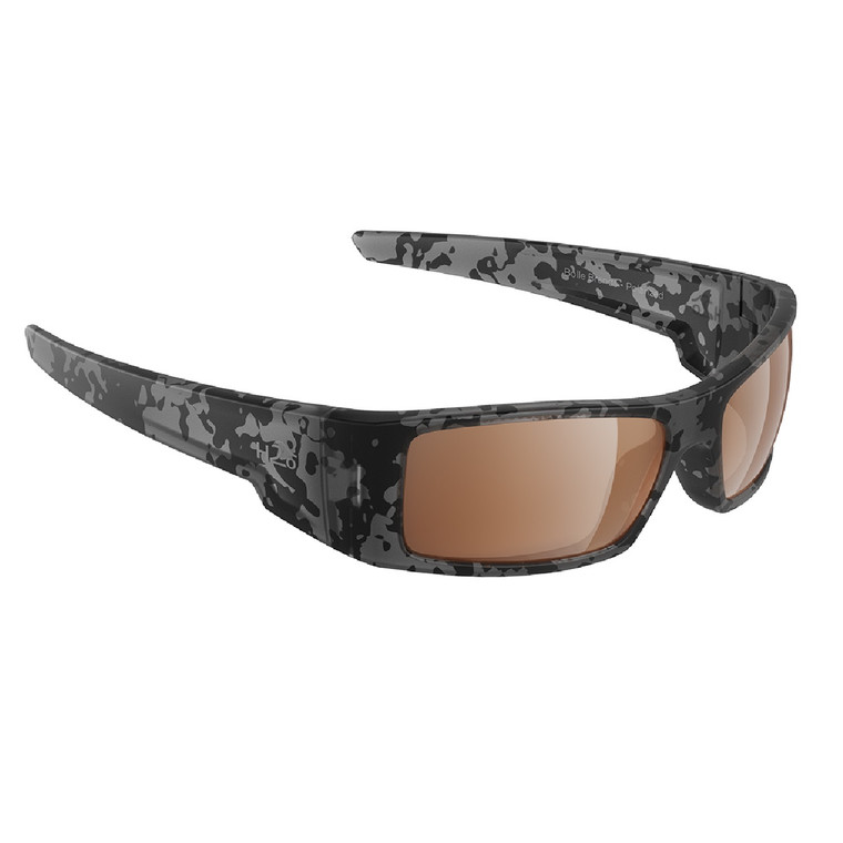 H2Optix Waders Polarized Fishing/Watersports Sunglasses BoyersMart