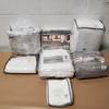 33 Units of Bedding - MSRP 4053$ - Returns (Lot # 582069)