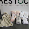 103 Units of Baby Hooded Towels (4 Models) - MSRP 3085$ - Brand New