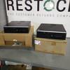 2 Units of HP Desktops - MSRP 605$ - Salvage