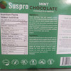 144 Units of High Protein Bar - Mint Chocolate - 60g per bar - MSRP 575$ - Brand New