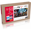 """RCA 75"""" 4K UHD Smart Television - MSRP 1600$ - Like New"""