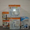 10 Units of Small Appliances - MSRP 603$ - Salvage (Lot # 550734)