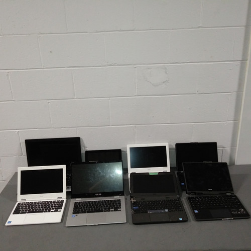 20 Units of Laptops - MSRP 6902$ - Salvage (Lot # 561024)