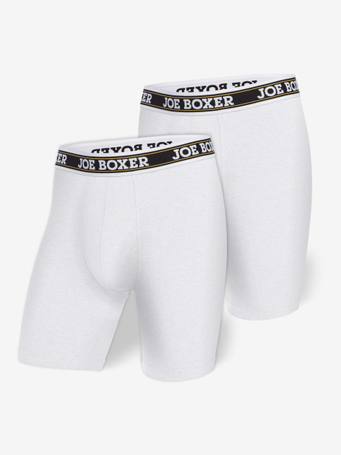 37 Units of Joe Boxer Men's Boxer Briefs, 2-pack (Small) - MSRP 481$ - Brand New (Lot # CP562817)