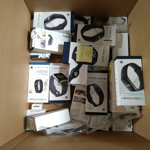 25 Units of Activity Trackers - MSRP 4120$ - Returns (Lot # 564332)
