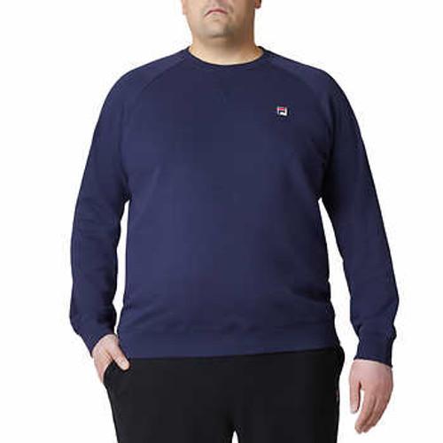11 Units of Fila Men's Sweater - Peacoat - 1X - MSRP 352$ - Brand New (Lot # CP566206)