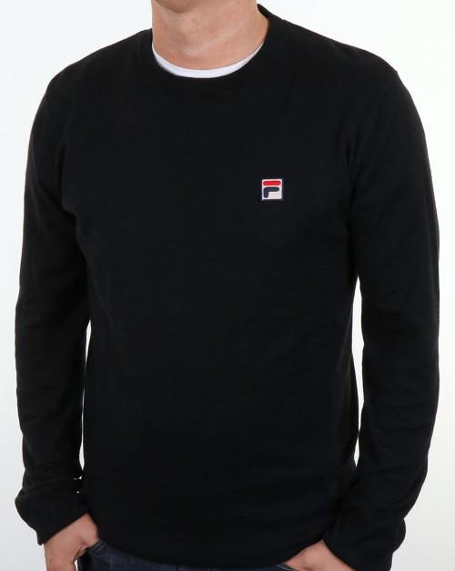 16 Units of Fila Men's Sweater - Black - 1X - MSRP 512$ - Brand New (Lot # CP566207)