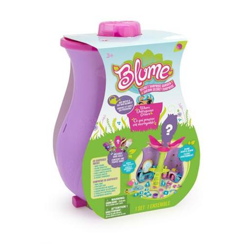 8 Units of Blume Secret Surprise Garden - MSRP 320$ - Brand New (Lot # CP566701)