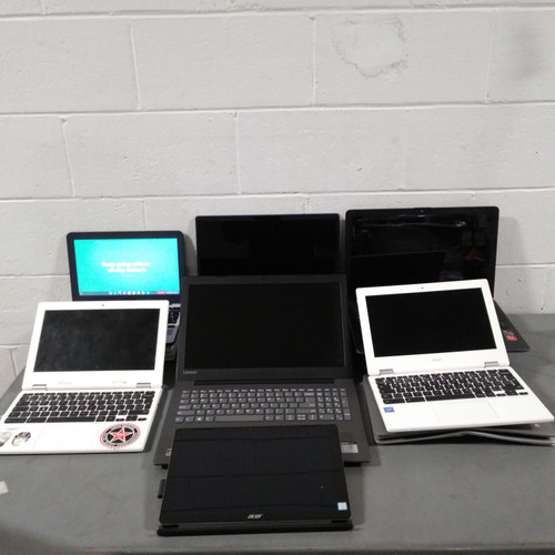 14 Units of Laptops - MSRP 5012$ - Salvage (Lot # 569010)