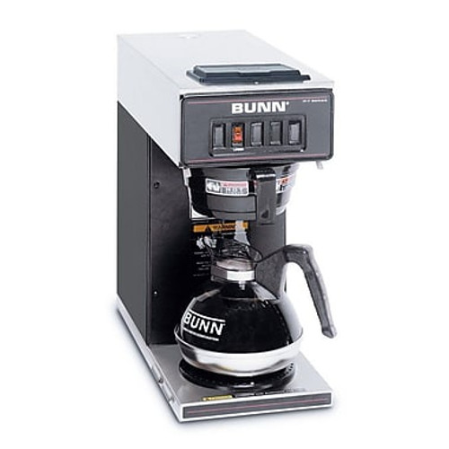 CLEARANCE: 1 unit of BUNN Pourover Coffee Brewer  - MSRP 418$ - Refurbished